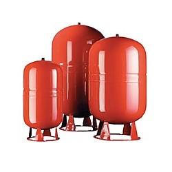ERCE-50 расширительный бак для системы отопления сварной