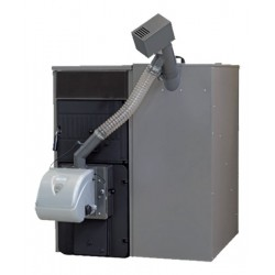 Твердотопливный котел Qvadra Solidmaster KR-6P
