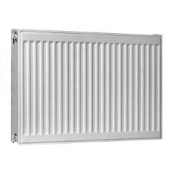 Радиатор стальной DEMRAD 22 500x500 бок. Подкл