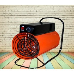 Тепловентилятор Warmly ТВ - 12 кВт
