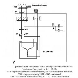 Котел электрический Титан мини люкс 3 кВт